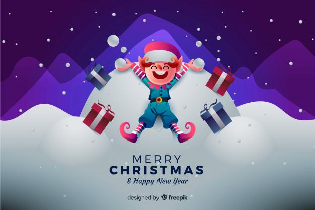 ¿Sabés quien trae los regalos de Navidad en España?