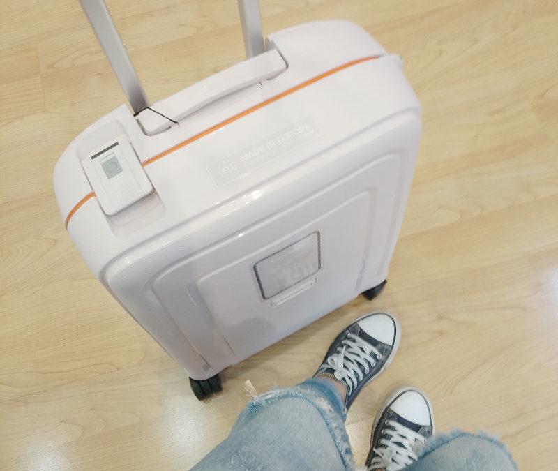 Como encontrar tu maleta perfecta
